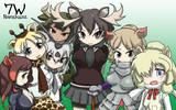 春の七草食動物