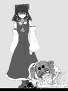 腹パン女苑ちゃん