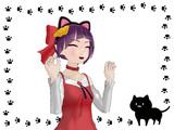 猫に小判☆