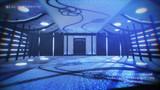 【MMDステージ配布】光とエレベーターのステージ