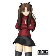 【Fate/MMD】遠坂 凛
