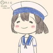 大東 艦これワンドロ 190113