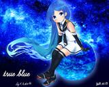 【艦これ】true blue【五月雨】