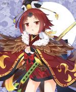 紅閻魔ちゃん(Fate)