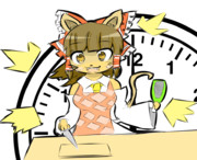 猫と化したRRM姉貴