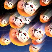マシュマロ流星群