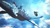 【19冬MMDふぇすと展覧会】空を往く機械クジラとアーネ
