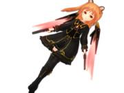 【MMD】ましろ式改変モデル:黒衣装リーア_完成版_(960 x 720)