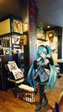 【ミクさんと】氷菓旅 パイナップルサンド店内【岐阜県】