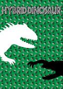 ハイブリッド恐竜・ポストカード的な物