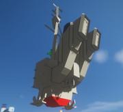 #Minecraft 特Ⅰ型艤装  #JointBlock