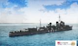 大日本帝國海軍 驅逐艦「五月雨」(さみだれ)