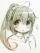 文月ちゃんの髪型