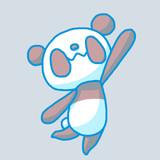 赤パンダ (オリジナル)