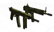 7.63mm架空短機関銃