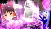 強襲するMUR猫-猫忍BNKRG姉貴のgato術がNK5姉貴を狙う-
