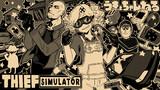『Thief Simulator』OPイラスト