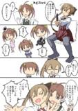 ワンドロ(秋雲)