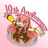 10th Anniversary (ルカ誕2019)