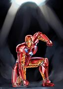 スーパーヒーロー着地