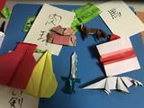 即興創作折り紙35
