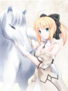馬の世話ができれば幸せ