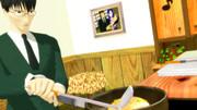 愛妻家の日の葛木宗一郎【Fate/MMD】