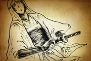 【銀魂】筆ペンでもっさん