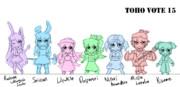 TOHO VOTE 15!