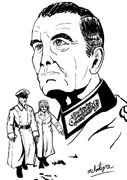 ドイツ第六軍司令官 フリードリヒ・パウルス元帥