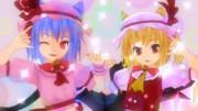 【MMD】キラッ☆【レミフラ猫】