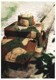 昼下がりの九五式装甲軌道車