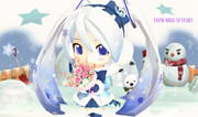 SNOW MIKU 10YEARS