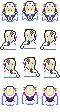イストワール-歩行グラフィック