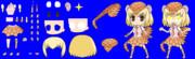 オオセンザンコウ素材BB(ギロギロ差分付き)