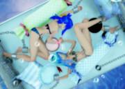 【すいまじ】deep blue sacrifice【貨客船娘】