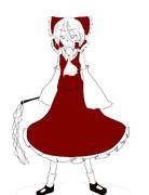 紅白の巫女