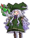 カエルの魔女