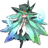 章魚の魔女