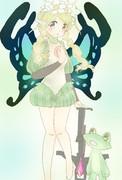ちいさな妖精女王
