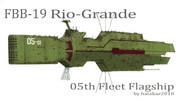戦艦リオ・グランデ