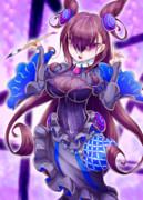 紫式部さん!