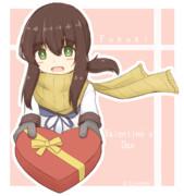吹雪 (Valentine mode)