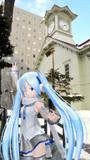 【ミクさんと】札幌市時計塔【北海道】