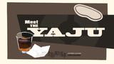 Meet The YAJU  タイトルカード