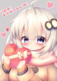 あかりちゃんのバレンタインチョコ