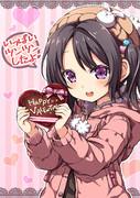チョコレートつんつん幼女