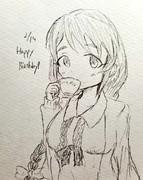 ゆきのさん誕生日おめでとう!