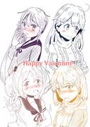 ななくのバレンタイン