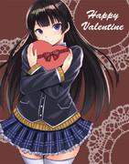 バレンタインデーってこと!